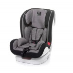 4baby FLY-FIX Isofix grey 9-36 kg